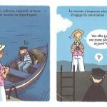 La Leçon de pêche planche 4