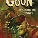 The Goon 10 cover