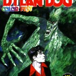 Couverture de Sergio Toppi pour  Dylan Dog Color Fest n° 3.