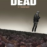 Walking Dead 17 cover
