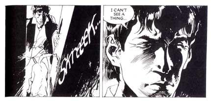 « Dylan Dog » par Andrea Venturi.