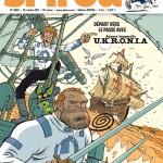 Début de la prépublication dans Spirou n°3835 (12 octobre 2011)