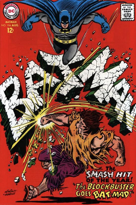 Batman 194