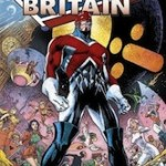 Captain Britain cover