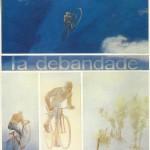 La première page de « La Débandade ».