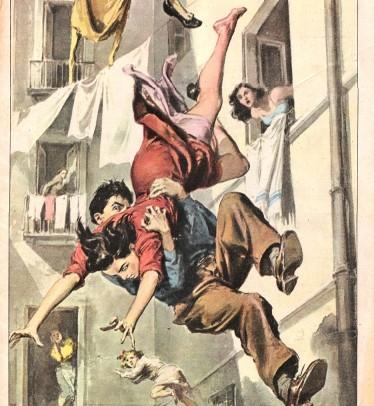 Domenica Del Corrierre 1957