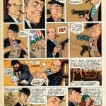 « Gli Aristocratici », dans le Corriere dei Ragazzi, en 1974.