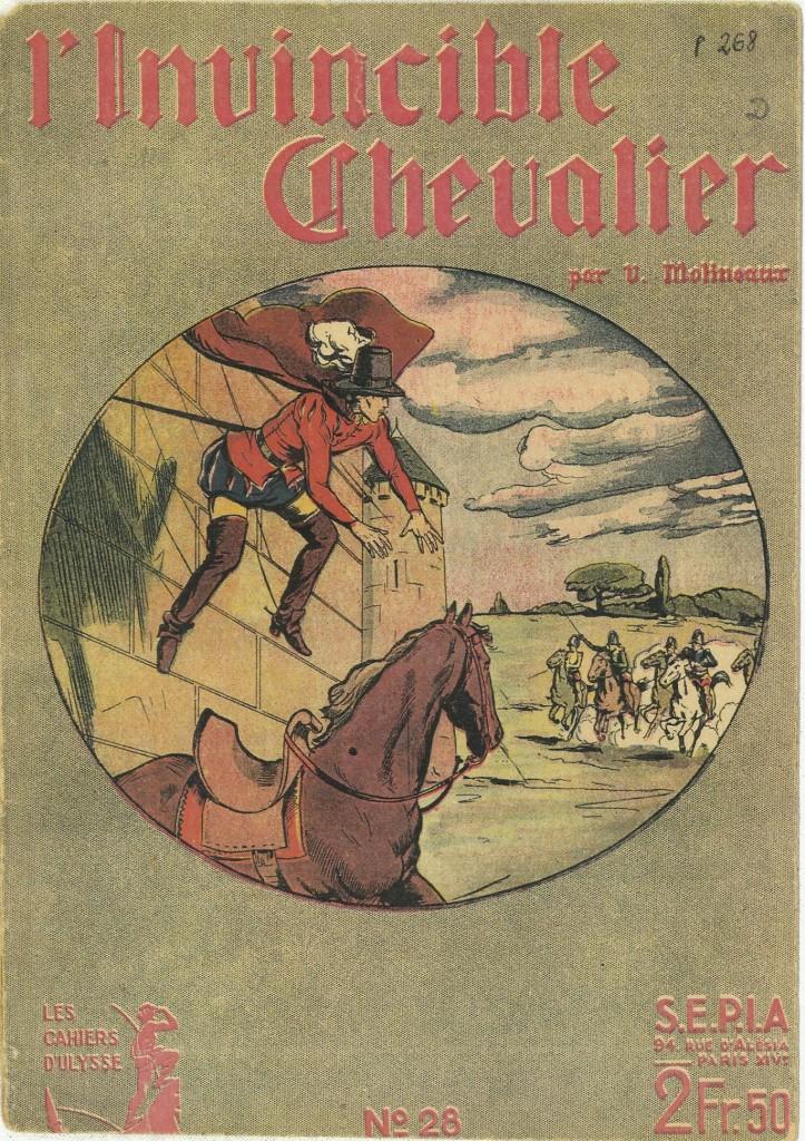 Invincible chevalier