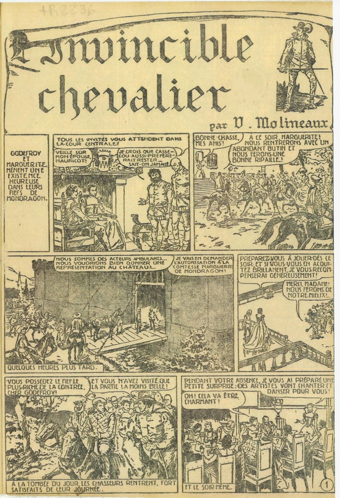 Invincible chevalier2