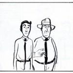 les Lomax dessinés par Frantz Duchazeau.