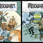 Les Brigades du temps x2