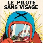 """Michel Vaillant  T2,  """" Le pilote sans visage """" (J. Graton, 1960)"""
