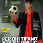 Sport Week couverture avec Dylan Dog