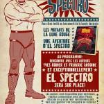 Affiche promotionnelle pour le lancement de la série en 2011