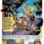 Pour Jungle Comics, Bob Lubbers (futur dessinateur du strip de Tarzan), réalisa  « Camillia » et son joli bikini en peau de zèbre (dès le n°1 de la revue).