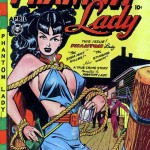 La belle Phantom Lady de Matt Baker