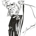 Portrait d'Eugen Robick, le protagoniste de La Fièvre d'Urbicande.