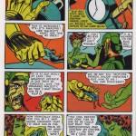 Une page de Blue Bolt n°3.