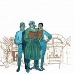 """Exposition et Conférence """"Le Triangle Secret"""", avec Didier Convard et Denis Falque"""