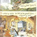 La Famille Passiflore, 2 La Chorale Planche 1