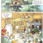 La Famille Passiflore, 2 La Chorale page 14