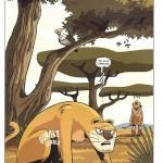 Les Taches du léopard page 7
