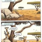 Les Taches du léopard planche 1