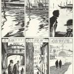 Hommage à Hugo Pratt dans (À suivre), au n° 213 d'octobre 1995.