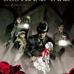 """Couverture finalisée et dessin original pour """" Scotland Yard """" tome 2"""