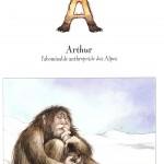 Alphabet des monstres page 5
