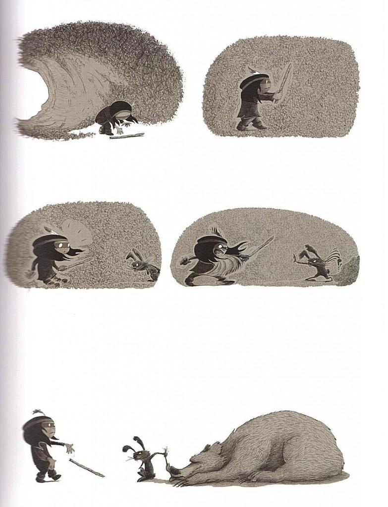 Anuki tome 3 Le Coup du lapin page 25