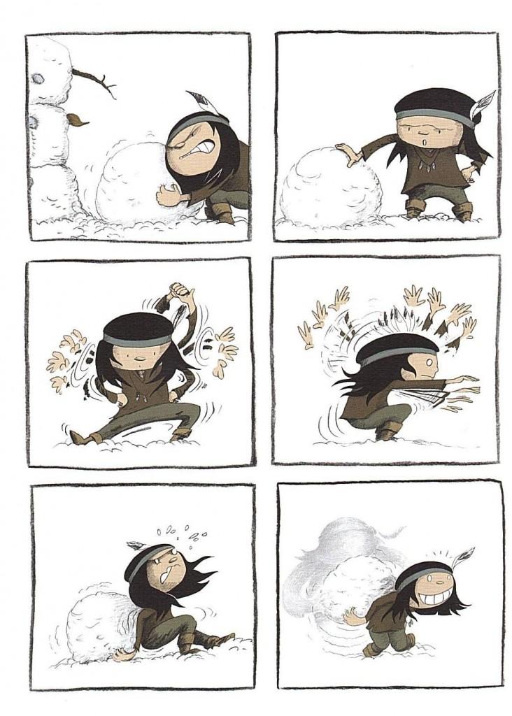Anuki tome 3 Le Coup du lapin page 6