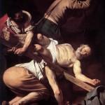 Le Caravage, La crucifixion de Saint Pierre, 1600