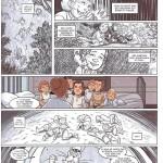 L'Envolée sauvage tome 4 La Boîte aux souvenirs page 13