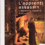 L'assassin royal  tome 1 couverture roman