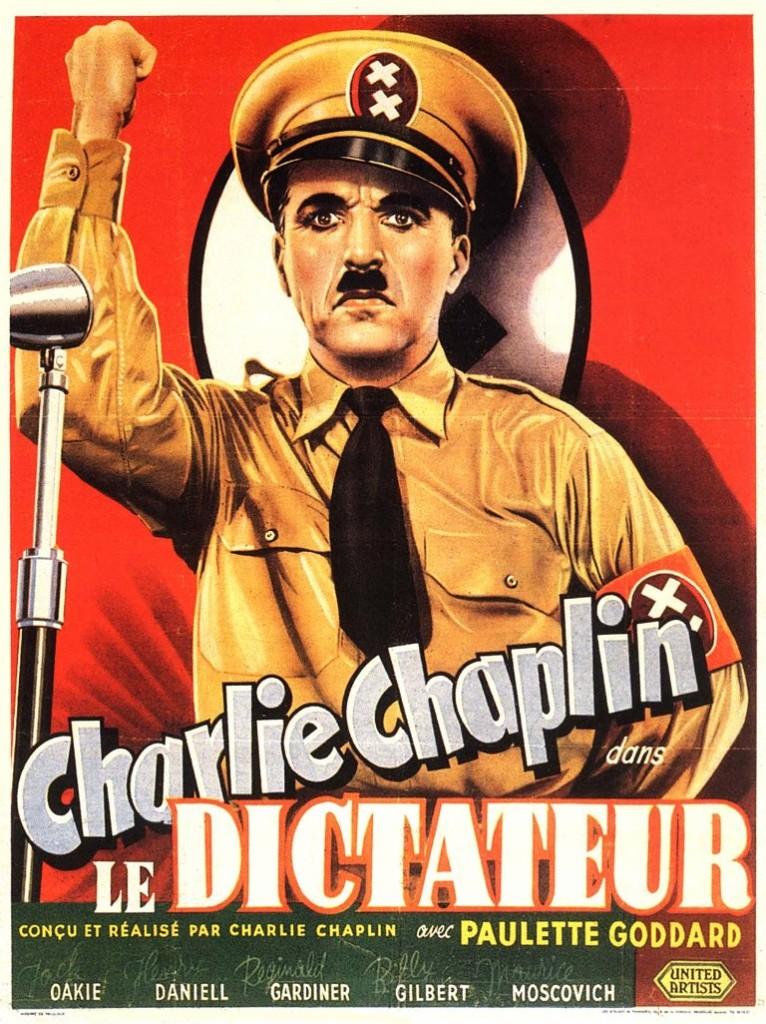 le dictateur chaplin vostfr