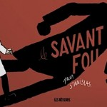 Le Savant fou couverture
