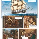 Les Aventuriers de la mer planche 1