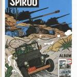 Couverture du recueil Spirou n° 48 (janvier 1954)