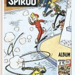 Couverture du recueil spirou 46 (juillet 1953)