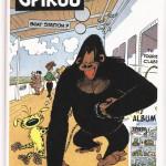 Couverture du recueil spirou 47 (octobre 1953)