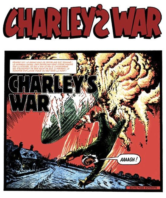 Charley's War 1