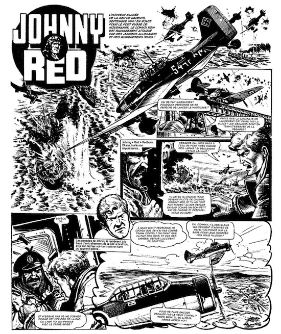 Johnny Red 1