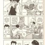Extrait d'« Opus » de Satoshi Kon.