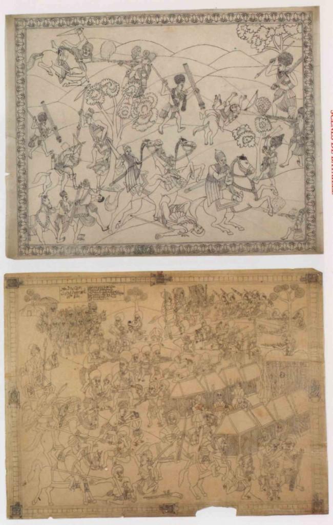 Scènes de bataille de la guerre de Manga + Bataille de Manga contre Gbètnkom Nombouo