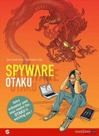 spyware-otaku-tome-1-cover