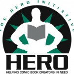 Le logo de Hero Initiative.