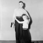 Humphrey Bogart et Ida Lupino dans « High-Sierra ».
