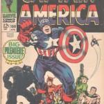 Captain America 100.