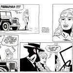 Première version de Stella, tirée du bonus de l'édition noir & blanc.